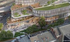 Projet de PRU « Quartier Léopold » de Besix - l'analyse de Ramur