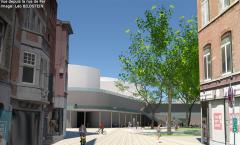 Quartier Léopold : Ramur améliore le projet de Besix !